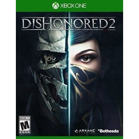 Dishonored 2 - Orijinal - Kutulu Xbox One Oyunu
