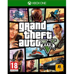 Gta 5 Grand Theft Auto 5 - Orijinal - Kutulu Xbox One Oyunu