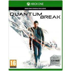 Quantum Break - Orijinal - Kutulu Xbox One Oyunu