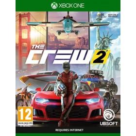 The Crew 2 (Sıfır Ürün) - Orijinal - Kutulu Xbox One Oyunu