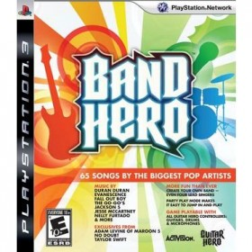 Band Hero  Ps3 Oyunu Orijinal - Kutulu Playstation 3 Oyunu